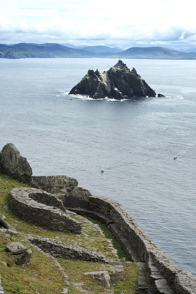 Little Skellig from Skellig Michael | Atlantic Villa